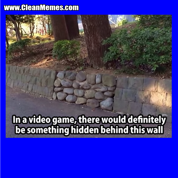 A Video Game Clean Memes