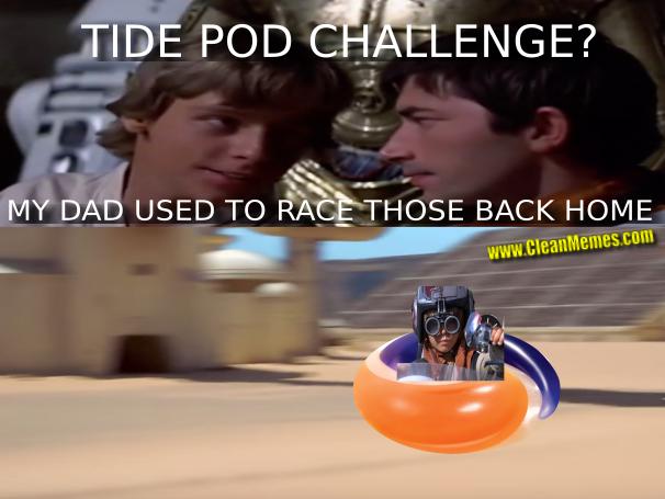Funny Memes Clean 2018 : Tide pod challenge u2013 clean memes