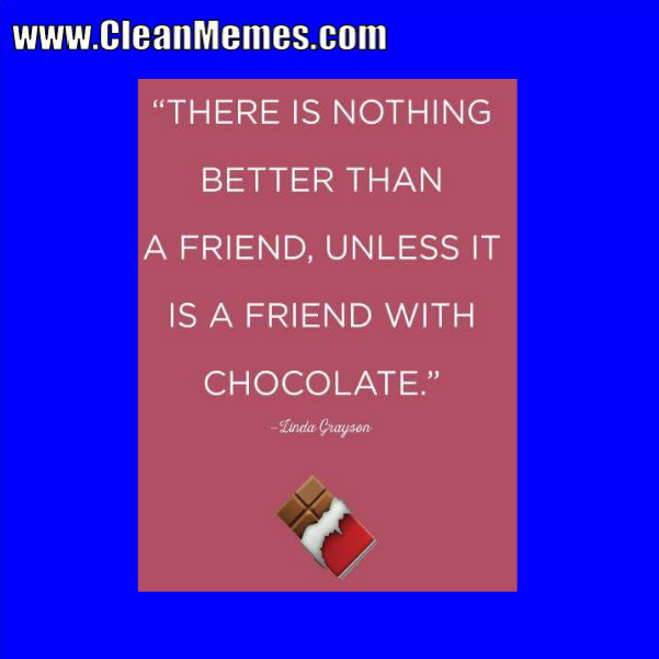 30FriendWithChocolate