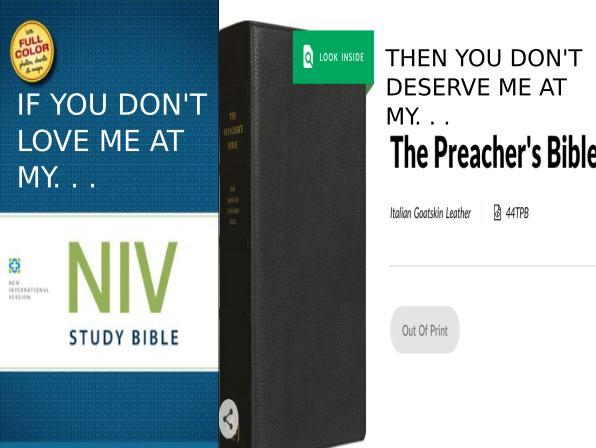 pastorsbible